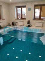 Монтаж Minibox E-650 Zentec в бассейн частного дома, Дубна, МО