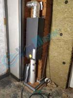 Установка Minibox E300 для центральной вентиляции - МО, деревня Петрушино
