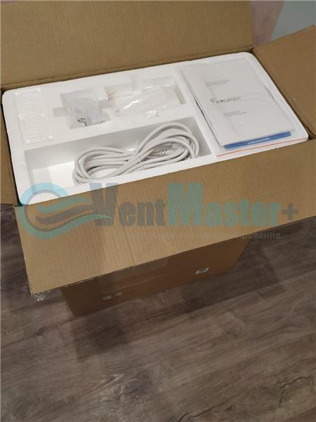 Распаковка бризера AIRNANNY 7 Start ЖК ЗИЛ Фото2