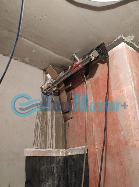Монтаж приточной установки Minibox E-650 и воздуховодов Blaufast Фото2