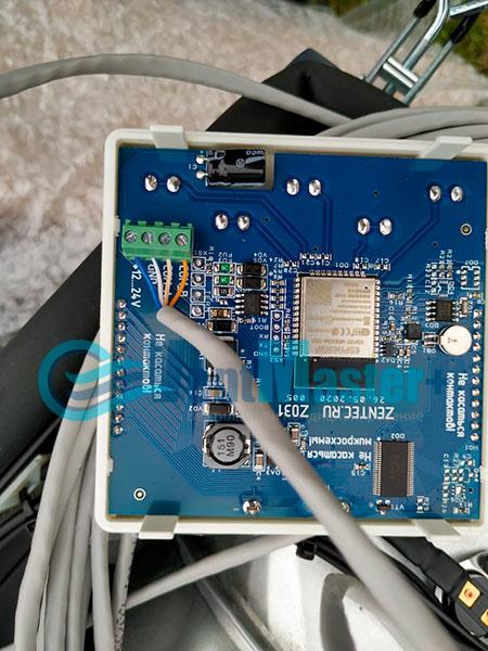 Монтаж приточной установки Minibox E-300 Zentec c шумоглушителем Фото9