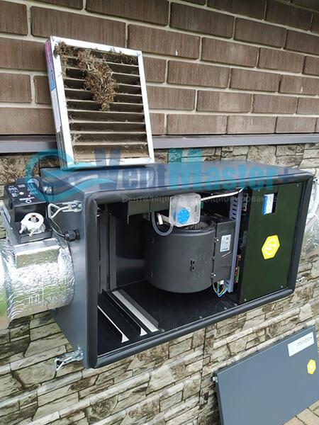 Утепление-воздуховода-материалом-К-Flex-Minibox-E650-Фото11