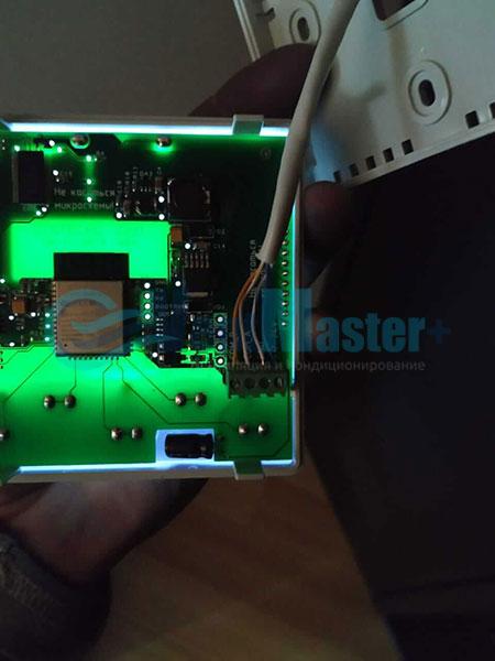 Монтаж Minibox E-650 для центральной вентиляции Фото 4