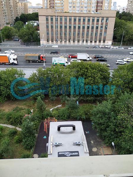 Монтаж-приточной-установки-Ventmachine-Satellite-2-Красносельский-переулок-Фото11