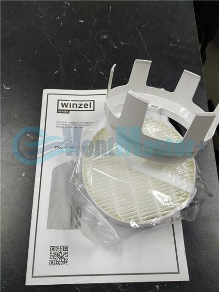 Фильтр F8 рекуператора Winzel-Expert на Шереметьевской Фото5