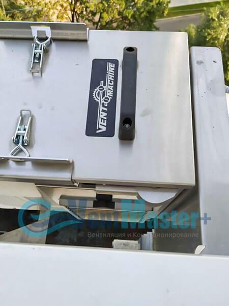 Монтаж приточной установки Ventmachine Satellite 2 Фото5