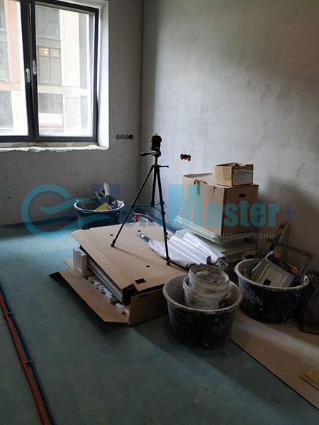 Установка воздуховодов Blaufast для центральной вентиляции Фото19
