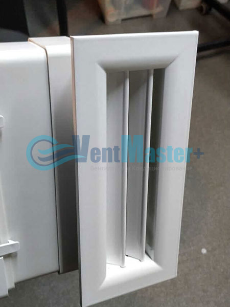 Установка воздуховодов Blaufast для центральной вентиляции Фото25