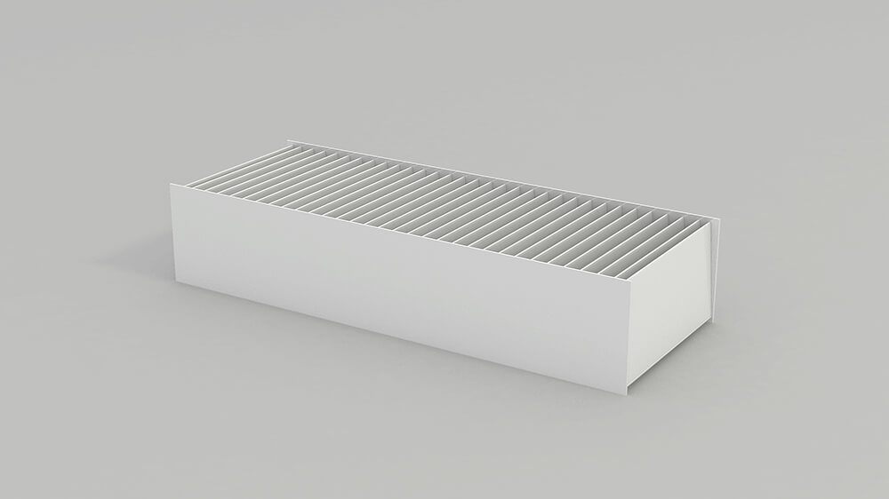 Фильтр класса F6 для Vakio Window Plus