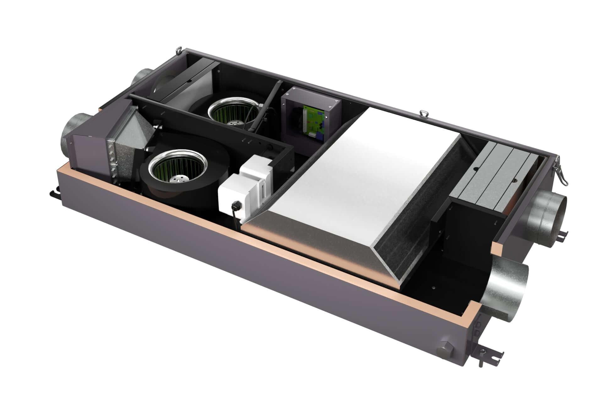 Фото 2 вентиляционной установки Minibox.Save-350
