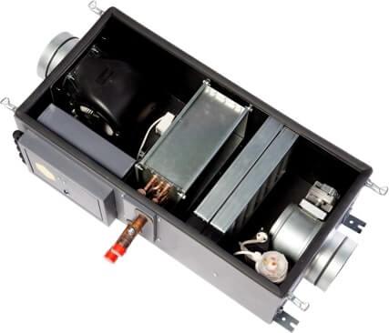 Фото 2 вентиляционной установки Minibox.W-1050